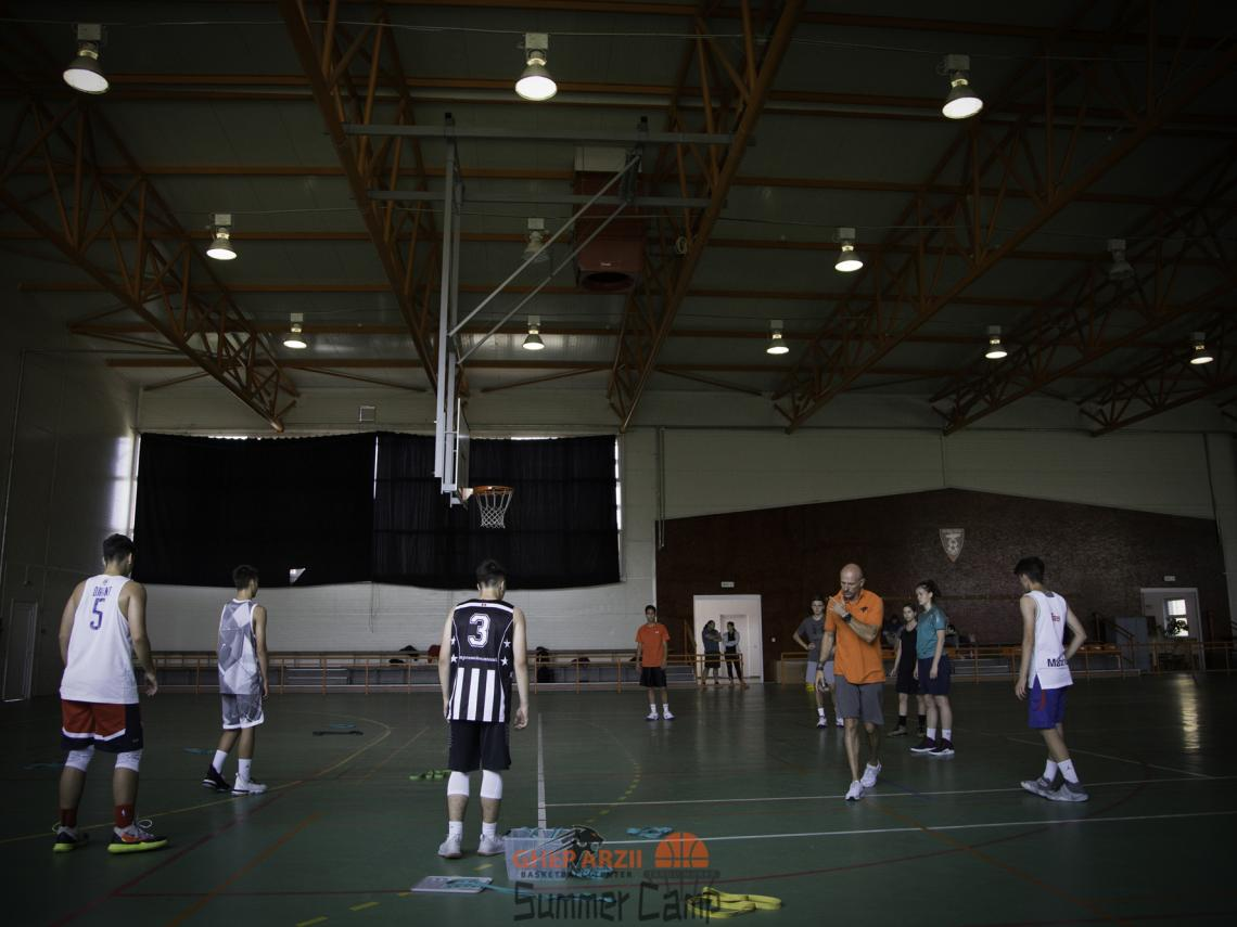 GHEPARZII Summer Camp u15/U16