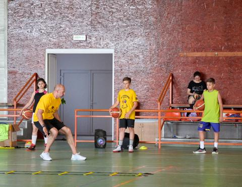 GHEPARZII Summer Camp u13/U14